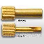 Ключ для анкерных штифтов латунный (накидной/отвёртка) - 1шт