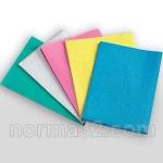Салфетки нагрудные стоматологические - двухслойные непромокаемые, (Цвета: синие, зелёные) - упаковка 500шт (1ящик), DOCHEM