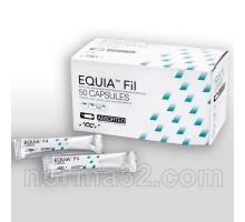Equia Fil Сapsules / Эквиа Фил Капсулы - 0.14 мл (Оттенки: А1, А2, А3, А3.5, В1, В2, В3, С4), упаковка 50 шт, GC