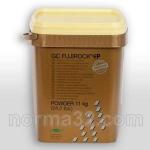 FUJIROCK EP Pastel-Yellow / ФуджиРок - супергипс IV класса, 11 кг (Пастельно-жёлтый), GC