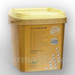 FUJIROCK EP Pastel-Yellow / ФуджиРок - супергипс IV класса, 4 кг (Пастельно-жёлтый), GC