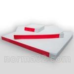 Блокнот для замешивания (Размер: 52 мм х 38 мм) - 1 шт, Heraes Kulzer