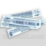 Штрипсы Хорико / Horico - металлические 4 мм упаковка 12 шт Германия