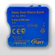 Матричная лента / Steel Matrix Bands №499А, №499B, №499C