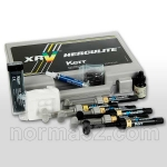 Herculite XRV Custom Kit / Геркулайт Кастом Кит - набор 6 шпр х 5 г + OptiBond Solo Plus 5 мл, Kerr