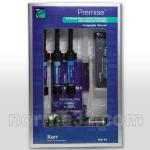 PREMISE XRV Mini Kit / Премайс Мини Кит / Премис - набор 3 шпр х 4 г + Оптибонд 5 мл + аксессуары, Kerr