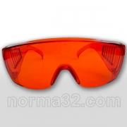 Очки фотополимерные (оранжевые, красные) 1 шт