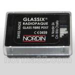Штифты стекловолоконные - упаковка 6шт, Nordin Glassix