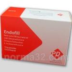 Endofill / Эндофил с дексометазоном - набор 15 г + 15 мл, PD (Швейцария)