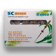 SOCO SC Соко СЦ файлы упаковка 6 шт