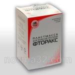 Пластмасса Фторакс - для базисов 300 г + 150 мл, Стома