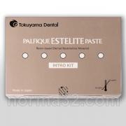 Palfique Estelite Paste / Палфик Эстелайт Пейст набор 6 шпр