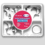 Матрицы контурные замковые с кольцом - набор №1.320, упаковка 18шт, ТОР ВМ