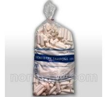 Валики стоматологические бумажные - упаковка 250 г, Tosama
