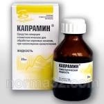 Капрамин - гемостатическая жидкость, 30 мл ВладМиВа