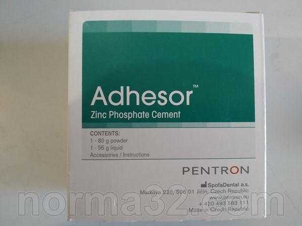 Адгезор Adhesor цинк фосфатный цемент Pentron Фото 1
