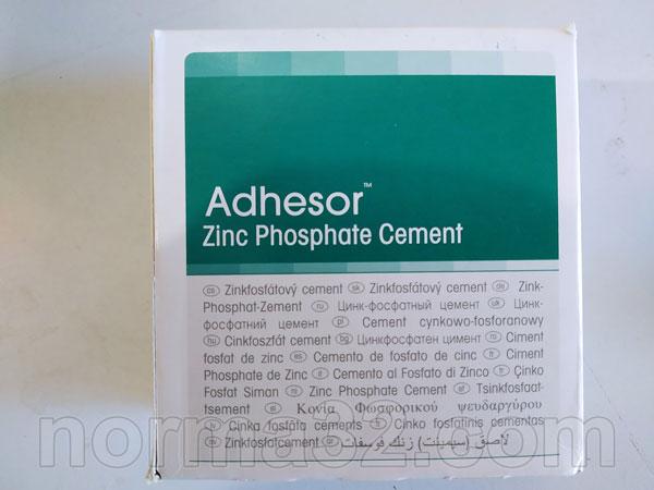 Адгезор Adhesor цинк фосфатный цемент Pentron Фото 2