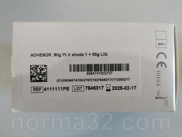 Адгезор Adhesor цинк фосфатный цемент Pentron Фото 3